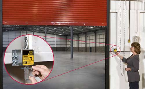Fire Doors Fire Rated Overhead Rolling Steel Doors Memphis Metro Area